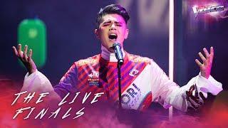 The Lives 4: Sheldon Riley sings Rise | The Voice Australia 2018