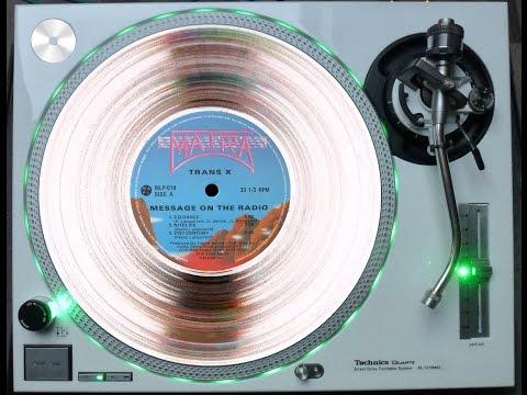 TRANS-X - 3-D DANCE (ORIGINAL '83 VERSION) (℗1983) mp3
