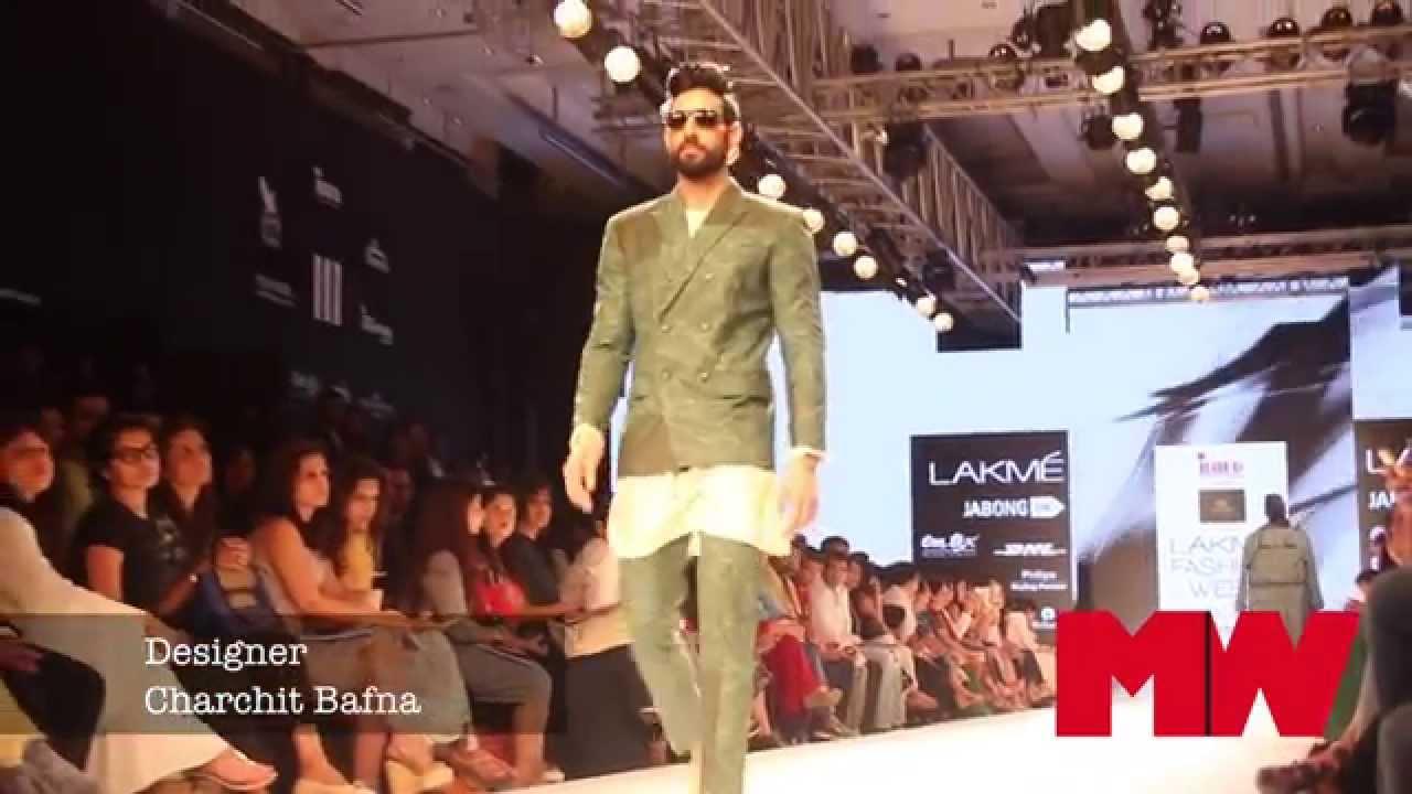 Day 2 Men S Wear Update Mw At Lakme Fashion Week Winter Festive 2015 Youtube