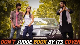 Don't Judge A Book By Its Cover || Desi People || Yash Saini