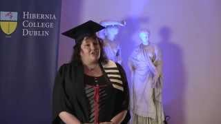 Emma Ní Thuama – Higher Diploma in Arts in Primary Education Graduate and Gael Linn Award Winner
