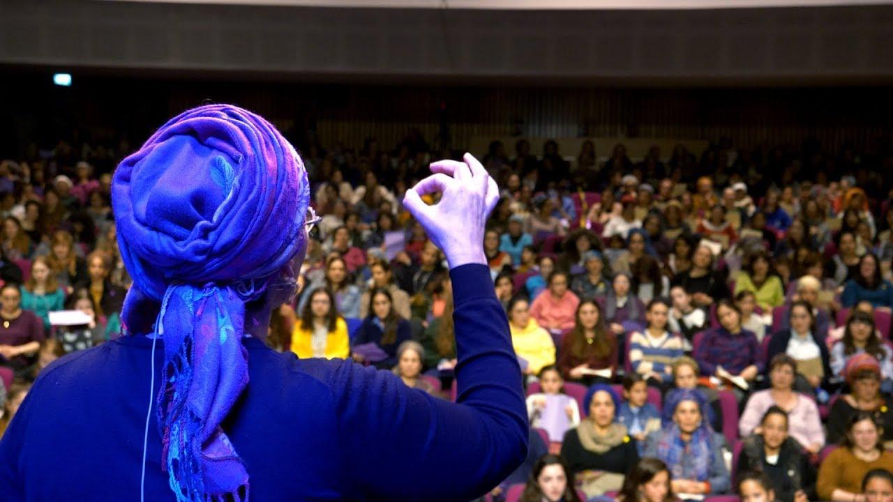 """מציל אותי כל יום - קולולן """"נשים עושות שינוי"""" בצפת"""