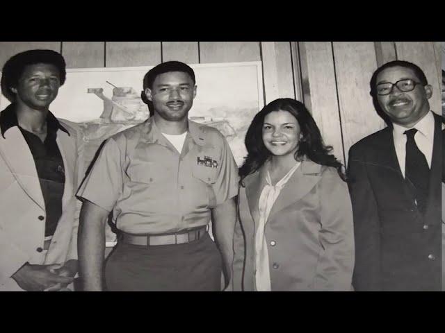 NFM Salute - October 2020 / Johnnie Ashe, Retired Marine Captain