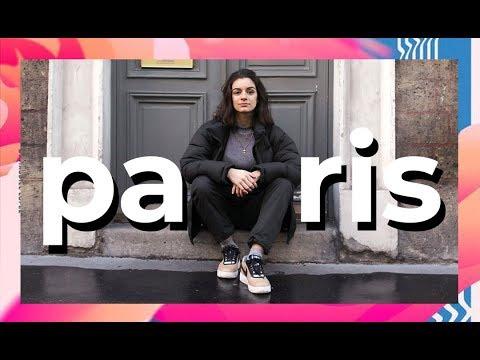 3 SPOTS À PARIS — City Guide