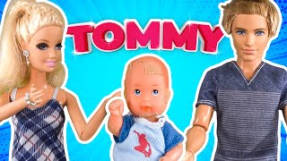Barbie - Tommy's Walking! | Ep.170
