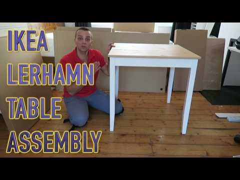 ikea-table-lerhamn-assembly