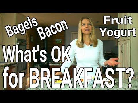 The Best Breakfast for Fat Loss