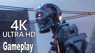 Terminator: Resistance - Gameplay Demo [4K]