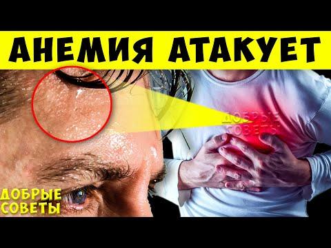 Тревожные признаки Анемии! СуперЕда поднимающая Гемоглобин