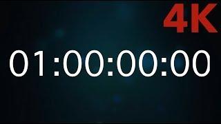 Stoppuhr/Timer 1 Hour - eine Stunde [4K] #timer #Stoppuhr screenshot 3
