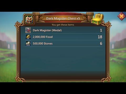 1st Step To Unlocking Dark Magister! Bargain Shop Test!