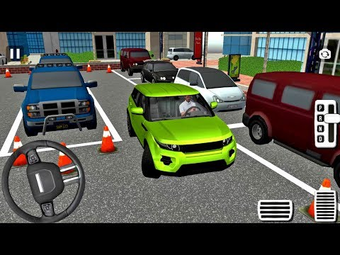 Master of Parking SUV gameplay #6 - Car Games Android