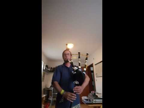 Captain Kringel - Bagpipes - Song for the Smallpipe/ Farewell to Camraw/  Fittie Boatman