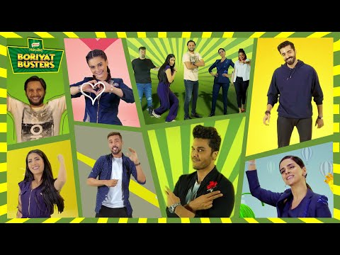 OMG! You won't believe the celebrity line-up for Knorr Noodles Boriyat Busters Season 2.