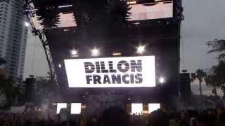 dillon francis ultra music festival 2013