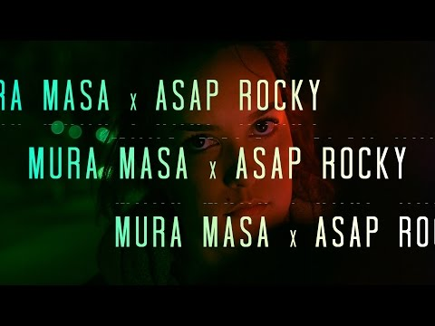 Mura Masa - Love$ick ft. A$AP Rocky (lyric video)