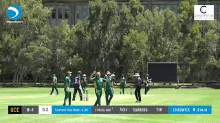 Chatfield Livestreaming - UCC vs Joondalup WACA Premier Cricket Round 11
