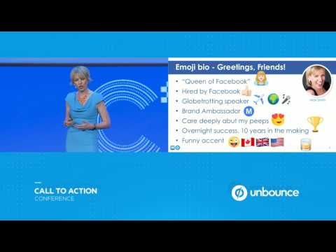 Mari Smith - Unbounce Call To Action Conference 2017 #ctaconf