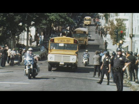 Wbz Archives Raw Video 1974 Boston Busing Protests Youtube