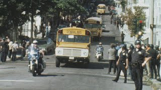 WBZ Archives: Raw Video 1974 Boston Busing Protests
