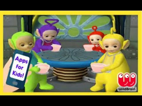 Thumbnail: ➡ Teletubbies Make Tubby Custard on the Teletubbies App! | Best Apps for Kids | NEW ✔