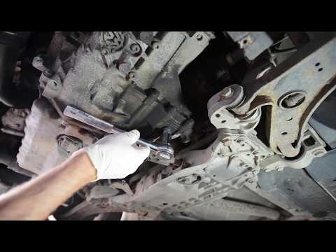 VW Golf 1.9 tdi Mk5 how to replace gearbox oil – DIY