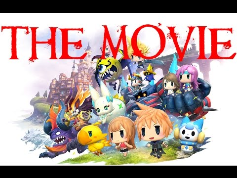 World of Final Fantasy THE MOVIE