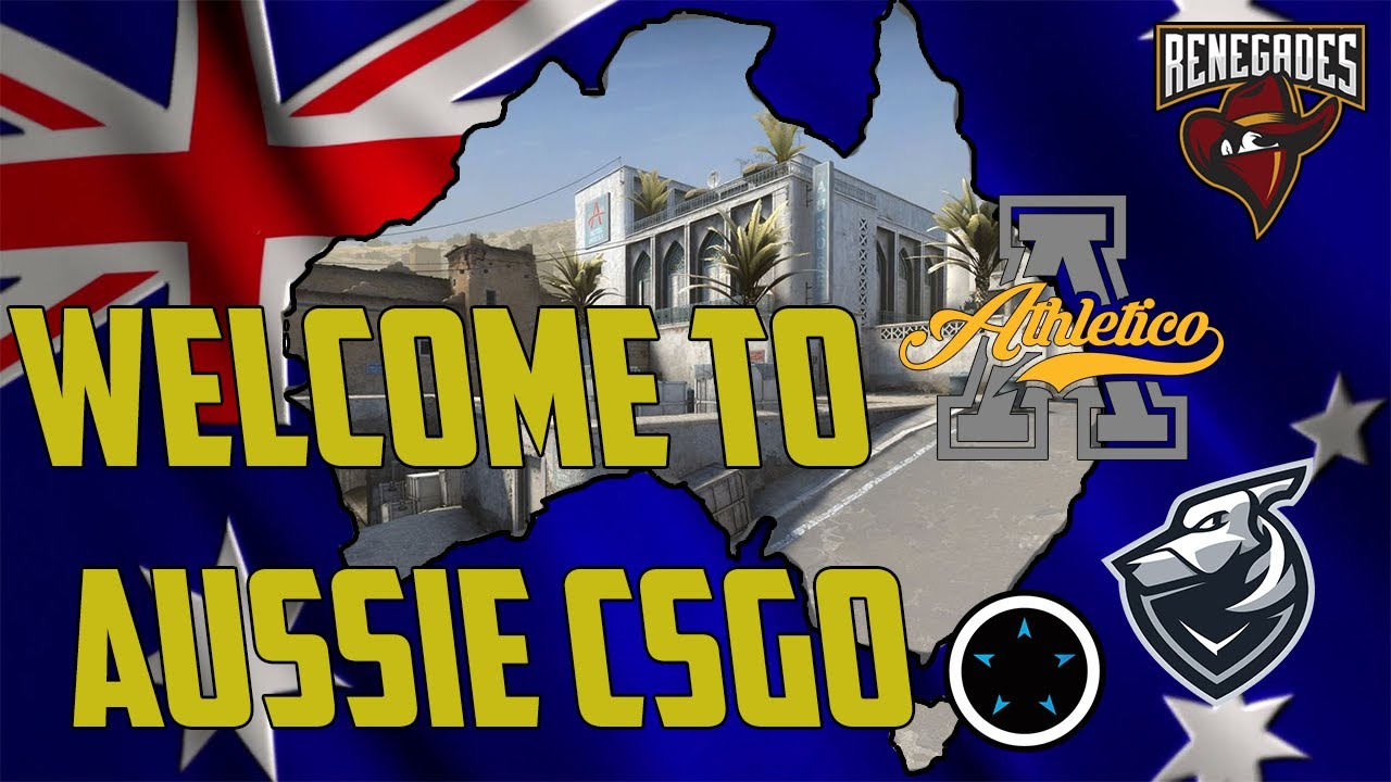 Welcome to Australian Counter Strike