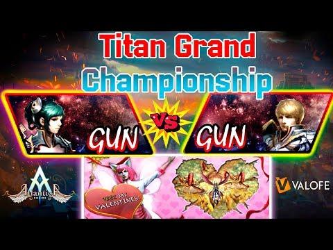 Titan 09/02/2020 PM: Final - XSibeliuSX Vs GoztarS - Atlantica Online Valofe