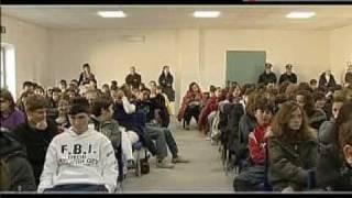 Incontro con gli studenti di Montecastrilli (17/1/2009)