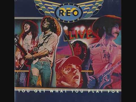 R.E.O.  SPEEDWAGON   Live