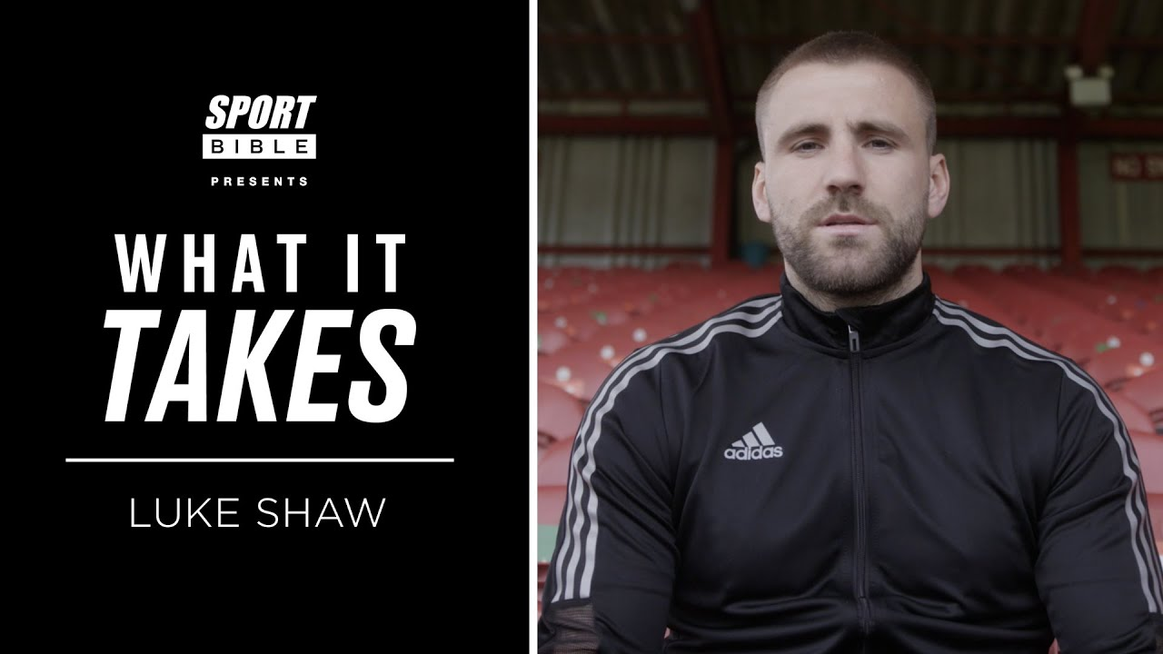 Luke Shaw Opens Up About Mourinho And His Return To The England Squad | What It Takes | @LADbibleTV
