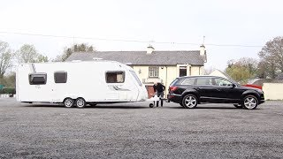 This time on the garage bob and paul decide to go fishing with a caravan an audi q7, they stay night no beer or food but hey, that's caravanning...