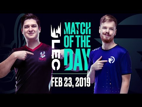 #LEC Match of the Day | Origen vs Misfits | Saturday 23rd