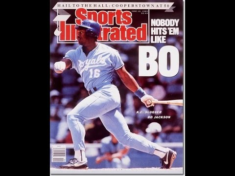Bo Jackson baseball highlights; his greatest plays from his KC Royals & Chicago White Sox career.