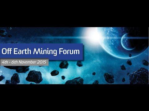 OEMF2015 - Day 2 - PLENARY: Mark Sonter - Deep Space Industries