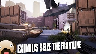 FPS/RTS Real Time Strategy Shooter - Eximius Seize The Frontline Gameplay