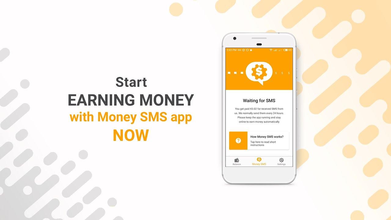 money sms apk