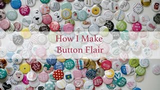 How to Make Buttons / Flair