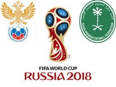 Rusia Vs Arabia Saudita (INAUGURACION PREDICCION MUNDIAL RUSIA 2018)