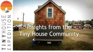Tiny House Tribe Inspiration: Tiny House Jamboree '15