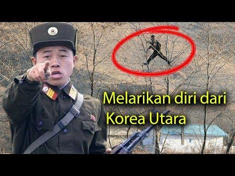 8 Cara Unik Yang Dilakukan Warga Korea Utara Untuk Melarikan Diri Dari Negaranya