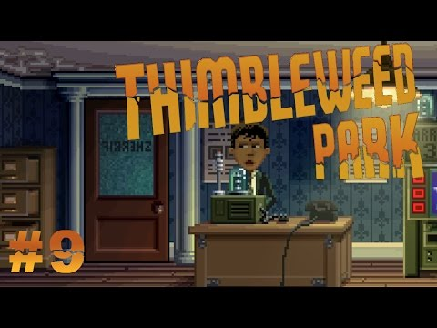 The hunt for 5 cents - Thimbleweed Park #9
