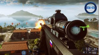 """Ali-A Plays BF4! - Battlefield 4 MULTIPLAYER Gameplay! - NEW """"Parcel Storm - Obliteration"""" 1080p HD!"""