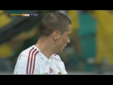 Fernando Torres vs Netherlands World Cup 2014 HD 1080p