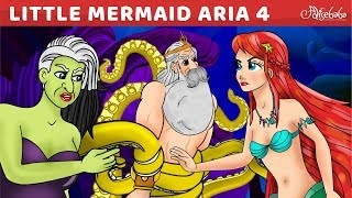The Little Mermaid Series Episode 4 | Saving the King | Fairy Tales and Bedtime Stories For Kids
