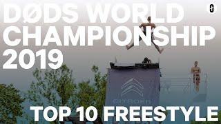 Døds World Championship 2019 - Top 10 freestyle døds (death dives)