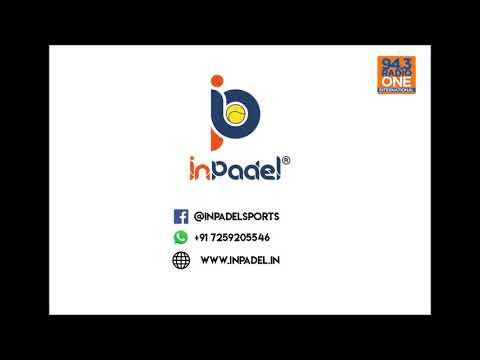 InPadel CEO & Founder - Bhavish Bachu - 94 3 Radio Bangalore