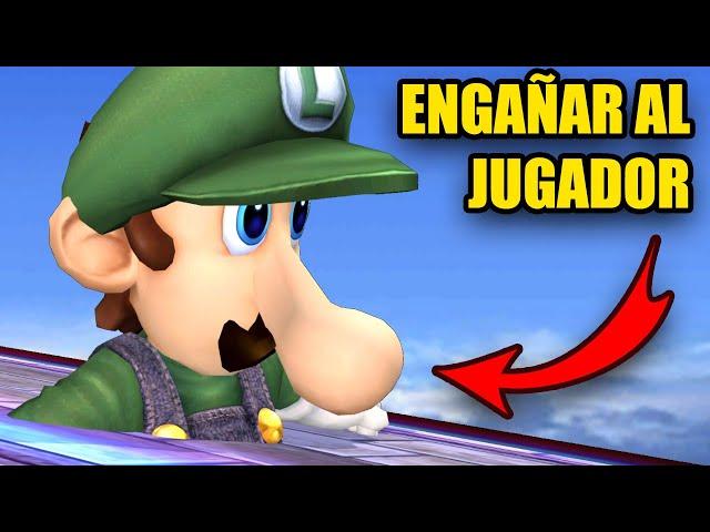 Efectos que engañan al jugador en Videojuegos | Parte 4