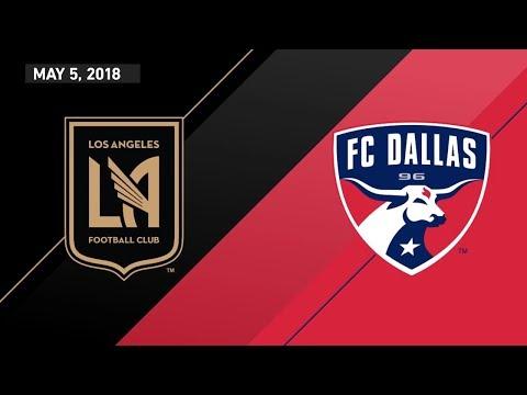 HIGHLIGHTS: Los Angeles Football Club vs. FC Dallas | May 5, 2018
